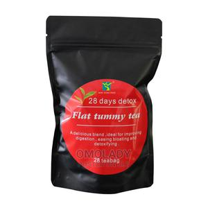 28 Days Detox Flat Tummy Tea | Vitamins & Supplements for sale in Lagos State, Surulere