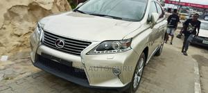 Lexus RX 2013 350 FWD Gold | Cars for sale in Lagos State, Gbagada