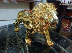 Lion King Center Piece Figurine | Home Accessories for sale in Delta State, Warri