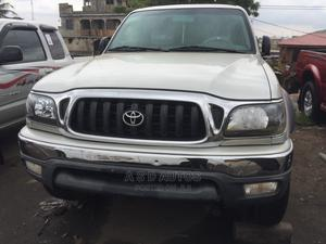 Toyota Tacoma 2004 Cab 4WD Silver   Cars for sale in Lagos State, Amuwo-Odofin