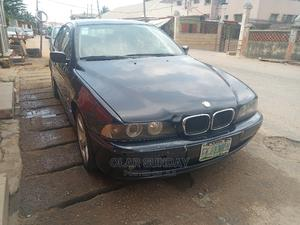BMW 525i 2002 Blue | Cars for sale in Lagos State, Ogba