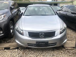 Honda Accord 2009 2.4 Silver   Cars for sale in Lagos State, Ogba