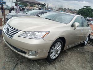 Lexus ES 2011 350 Gold | Cars for sale in Lagos State, Amuwo-Odofin