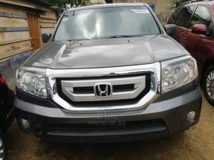 Honda Pilot 2011 Gray | Cars for sale in Lagos State, Ojodu