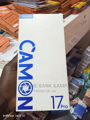 New Tecno Camon 17 Pro 256 GB Blue | Mobile Phones for sale in Lagos State, Agege