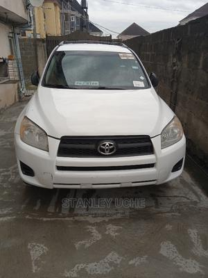 Toyota RAV4 2011 2.5 4x4 White | Cars for sale in Lagos State, Isolo