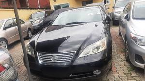 Lexus ES 2009 350 Black | Cars for sale in Lagos State, Surulere