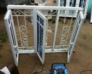 Casement Window With Burglary | Windows for sale in Rivers State, Port-Harcourt
