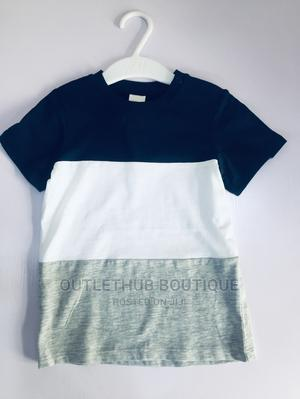 H M Baby Boys Casual Short Sleeve   Children's Clothing for sale in Lagos State, Ikorodu