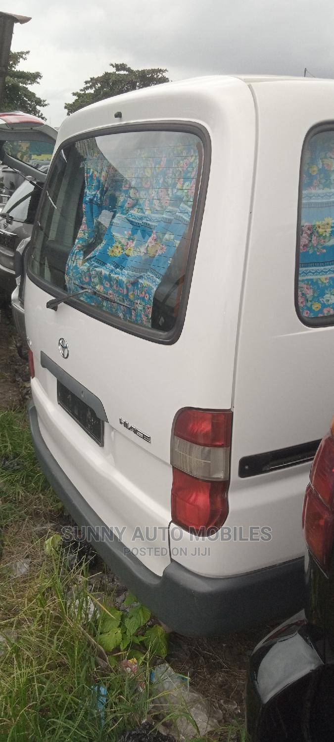 Toyota Hiace Bus 2003 | Buses & Microbuses for sale in Apapa, Lagos State, Nigeria