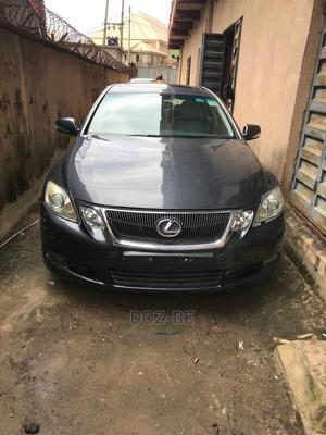 Lexus GS 2007 300 Automatic Black | Cars for sale in Lagos State, Amuwo-Odofin