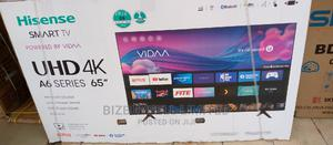 """65"""" Inches Hisense Smart TV, UHD 4K. 