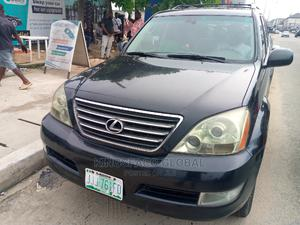 Lexus GX 2005 470 Sport Utility Black | Cars for sale in Rivers State, Port-Harcourt