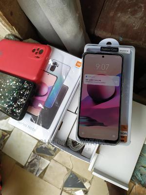 Xiaomi Redmi Note 10S 128 GB Blue   Mobile Phones for sale in Lagos State, Ojo