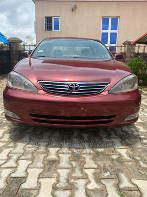 Toyota Camry 2003 Red   Cars for sale in Abuja (FCT) State, Gudu