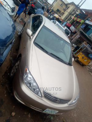 Toyota Camry 2005 Gold | Cars for sale in Lagos State, Ogba
