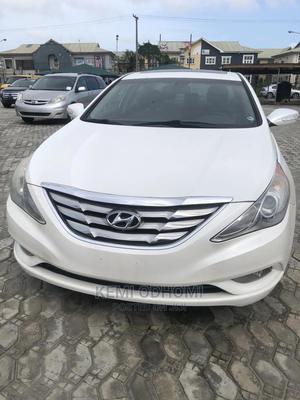 Hyundai Sonata 2010 White | Cars for sale in Lagos State, Ajah