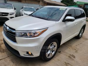 Toyota Highlander 2014 White | Cars for sale in Lagos State, Alimosho
