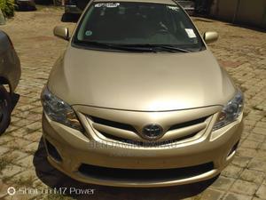 Toyota Corolla 2012 Gold | Cars for sale in Abuja (FCT) State, Utako