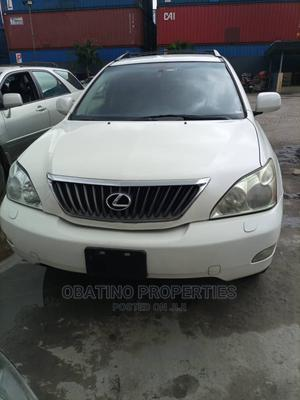 Lexus RX 2009 White | Cars for sale in Lagos State, Isolo