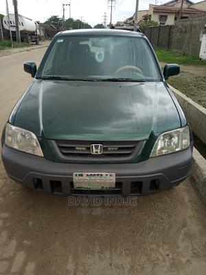 Honda CR-V 2001 Green | Cars for sale in Lagos State, Ojo