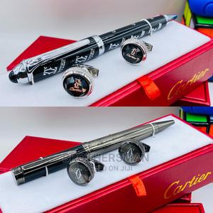 Cartier Cufflinks/Pen   Clothing Accessories for sale in Lagos State, Surulere