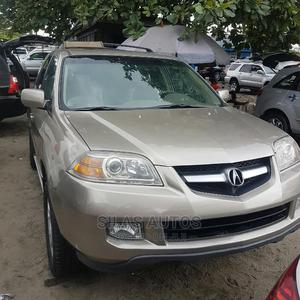 Acura MDX 2005 Gold | Cars for sale in Lagos State, Apapa