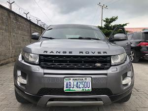 Land Rover Range Rover Evoque 2014 Silver | Cars for sale in Lagos State, Lekki