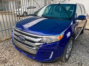 Ford Edge 2013 Blue | Cars for sale in Lagos State, Ojodu