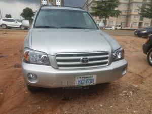 Toyota Highlander 2003 Silver   Cars for sale in Abuja (FCT) State, Jabi