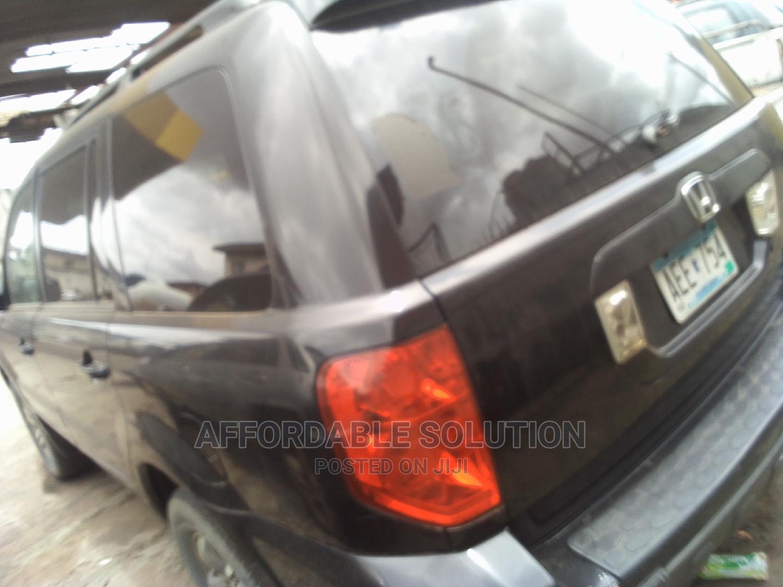 Honda Pilot 2004 Black | Cars for sale in Abule Egba, Lagos State, Nigeria