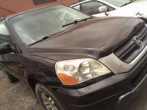 Honda Pilot 2004 Black | Cars for sale in Lagos State, Abule Egba