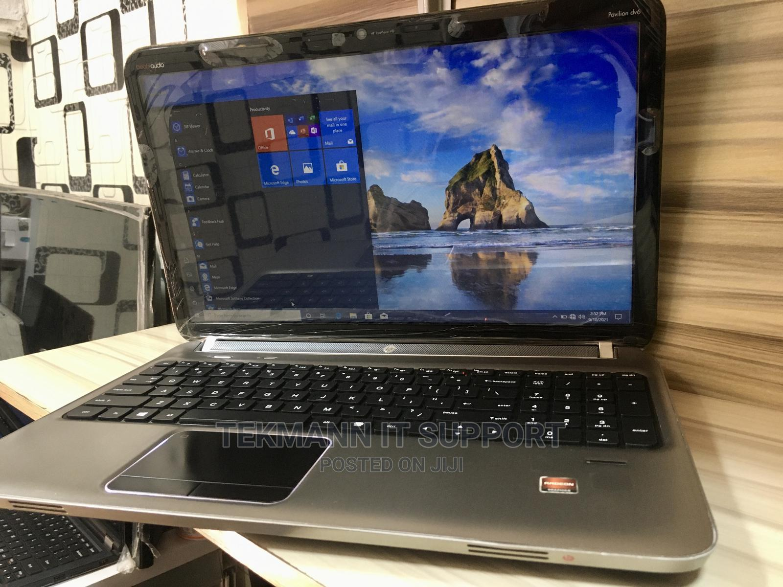 Laptop HP Pavilion Dv6 4GB Intel Core I3 HDD 640GB