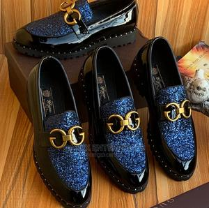 Gucci Leather Italian Corporate Shoes   Shoes for sale in Lagos State, Lagos Island (Eko)
