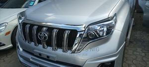 Toyota Land Cruiser Prado 2014 Silver   Cars for sale in Lagos State, Lekki