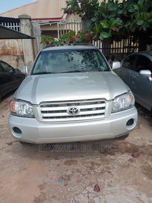 Toyota Highlander 2004 Limited V6 4x4 Silver | Cars for sale in Kaduna State, Kaduna / Kaduna State