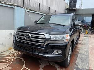 Toyota Land Cruiser 2019 4.6 V8 GXR Black   Cars for sale in Lagos State, Ajah