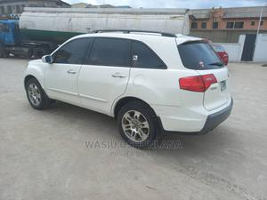 Acura MDX 2010 White | Cars for sale in Lagos State, Isolo