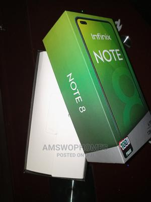 Infinix Note 8i (x683) 128 GB Blue | Mobile Phones for sale in Lagos State, Ipaja
