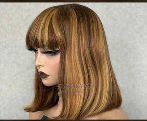 Highlights Fringe Wig | Hair Beauty for sale in Lagos State, Surulere