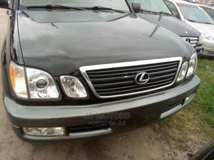 Toyota Land Cruiser 1999 HDJ 100 Black   Cars for sale in Lagos State, Ajah