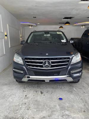 Mercedes-Benz M Class 2015 Gray | Cars for sale in Lagos State, Amuwo-Odofin