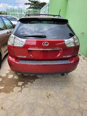 Lexus RX 2009 350 AWD Red | Cars for sale in Lagos State, Alimosho