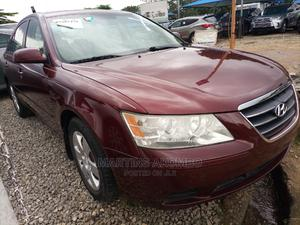 Hyundai Sonata 2009 Red | Cars for sale in Abuja (FCT) State, Garki 2