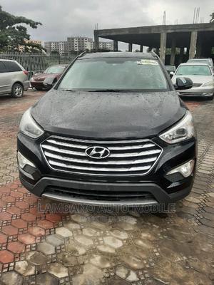 Hyundai Santa Fe 2013 Sport Black   Cars for sale in Lagos State, Amuwo-Odofin