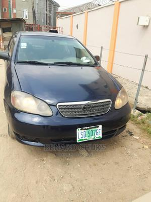 Toyota Corolla 2005 LE Blue   Cars for sale in Lagos State, Gbagada