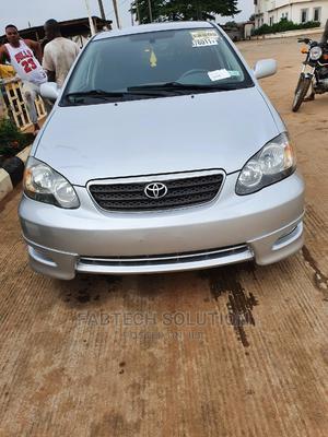 Toyota Corolla 2006 S Silver | Cars for sale in Lagos State, Ikorodu