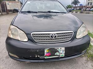 Toyota Corolla 2006 Black   Cars for sale in Rivers State, Port-Harcourt