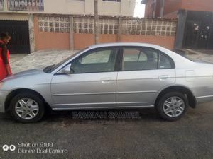 Honda Civic 2003 Silver   Cars for sale in Lagos State, Ojodu