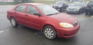 Toyota Corolla 2006 CE Red   Cars for sale in Lagos State, Ojo